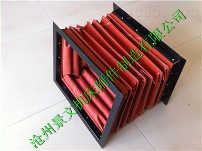 烘箱高温风道软连接生产