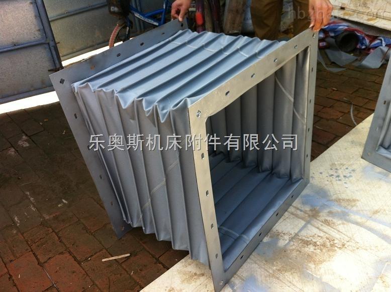 重庆工业伸缩软连接防护罩