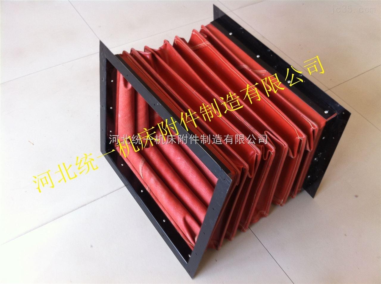 郑州方形阻燃硅胶软连接厂家