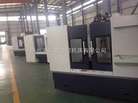 标准型立式加工中心厂家直销 XH716加工中心数控系统可选配