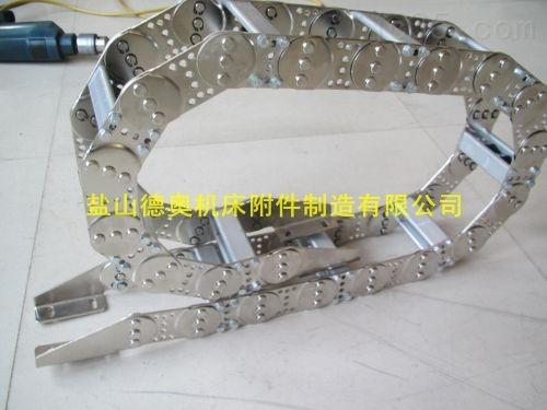 常州桥架式穿线钢铝拖链定制厂家