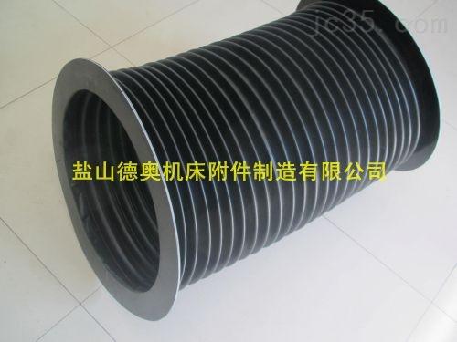 潍坊气缸伸缩活塞杆密封防护罩定制厂家