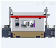 KJ017-双通道双主轴数控车削中心