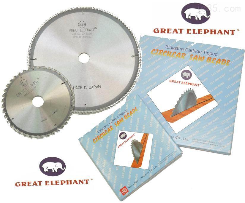 日本大象牌Great  Elephant合金园锯片
