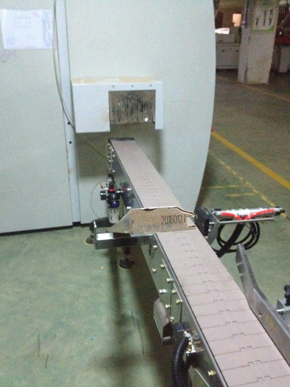 东智木材智能打标生产线AZQC1001