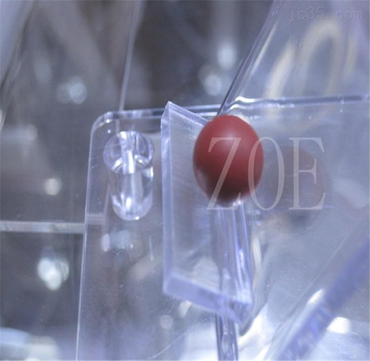 氟胶材质进口橡胶球
