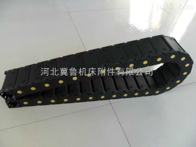 桥式抗氧化超静音尼龙穿线塑料拖链