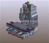 SLV-1375立式加工中心機