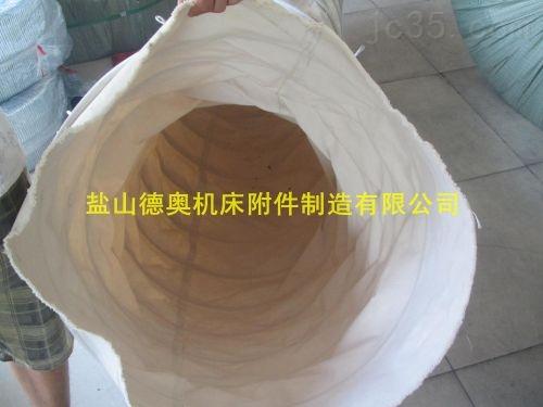 南通专业订制330*680石灰石散装机伸缩帆布袋厂家