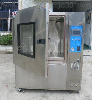 滴水式淋雨试验箱主要运行系统