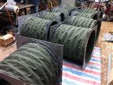 德玛供应矩形帆布软连接 高性能 防尘防油 质量好