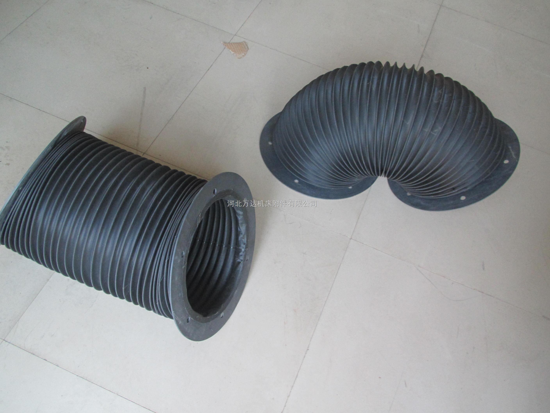 手工缝制拉链式三防布除尘油缸防尘套