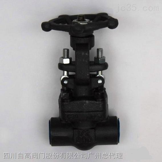 Z61H、Z61Y、Z61W 型 PN100~PN160 承插焊楔式闸阀