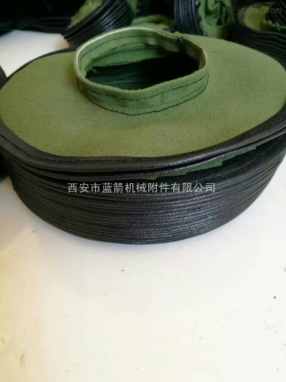 缝合式机床丝杠防尘罩