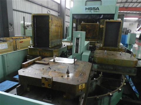 高速加工中心,双塔机械专营进口原装二ag平台床