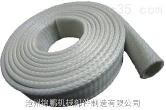 耐高温硅胶护线电缆管