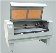 商标织唛印花摄像定位激光切割机