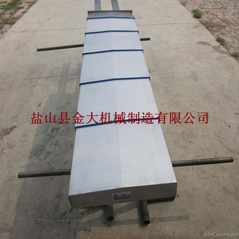 云南台正TOM-850立式加工中心导轨护板 Y轴护板