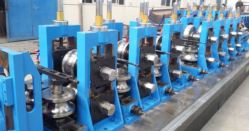 镀锌钢管设备 热销产品 生产效率高