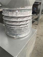 高密度复合纤维硅胶散热软连接