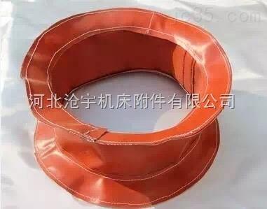 阻燃硅胶密封伸缩式软连接力荐