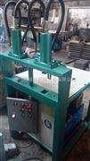 长葛市不锈钢简易型手动管材液压自动冲孔机