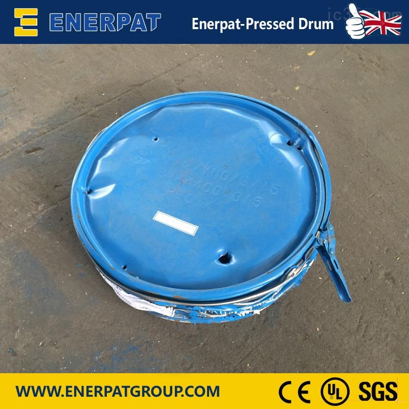 防爆废油漆桶压扁机