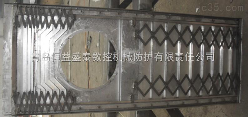 青岛机床防护罩