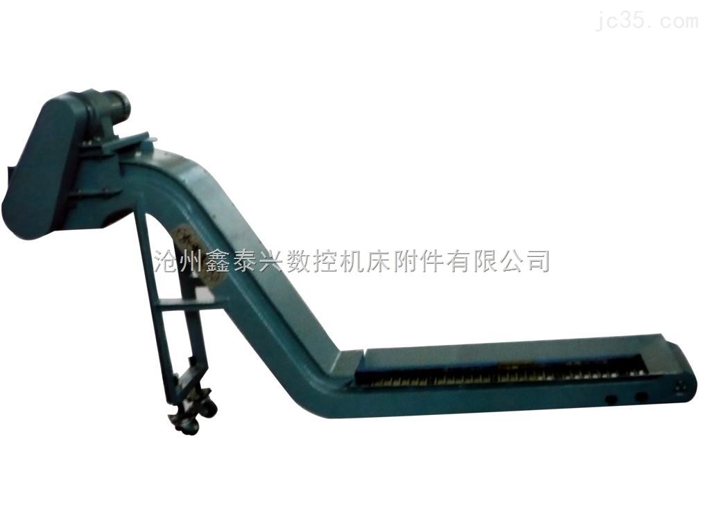 机床式链板排屑机