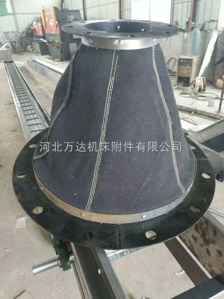 硅胶防火伸缩式离心机软连接
