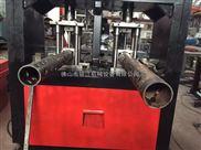 万达科技角钢/圆钢自动送料50T液压冲床