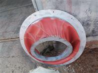 耐高温防火通风异形硅胶软连接规格齐全