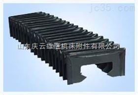 按要求订做山东定制导轨式风琴防护罩
