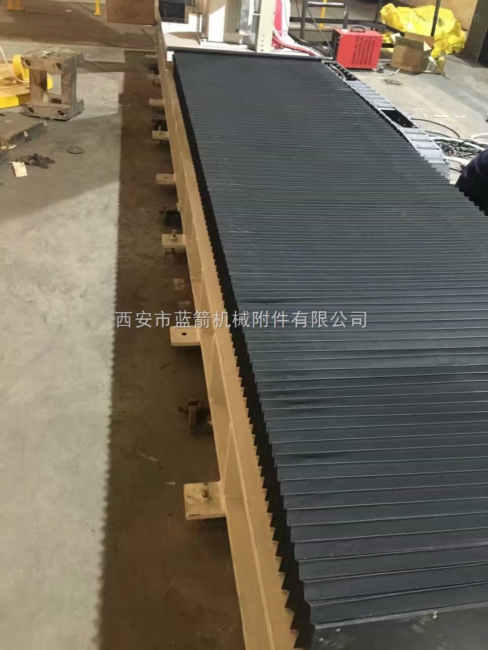 江苏耐高温多用型风琴防护罩