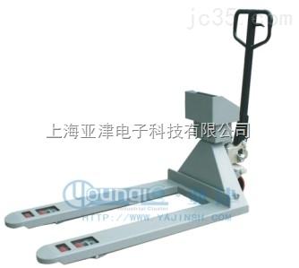 电子秤YCS-1吨标准叉车秤石油化学工业带称叉车电子叉车秤