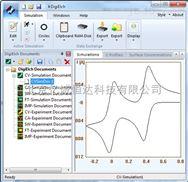 DigiElch™ 电化学工作站模拟软件