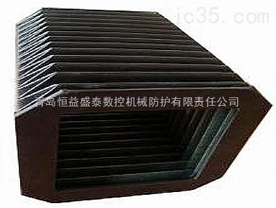 升降机方形风琴防护罩供应商青岛恒益盛泰