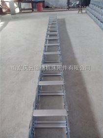 规格齐全选用II型钢制拖链按装方便又快捷