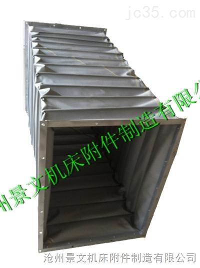 邯郸机械设备方形耐温伸缩软连接加工