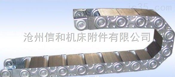 高强度TL型机床钢铝拖链