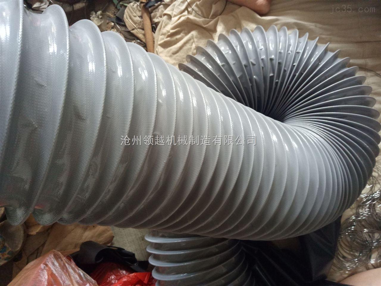 耐磨帆布空调除尘通风软连接