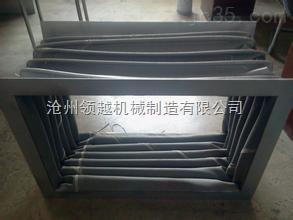 河北印刷机方形耐磨损除尘软连接生产商