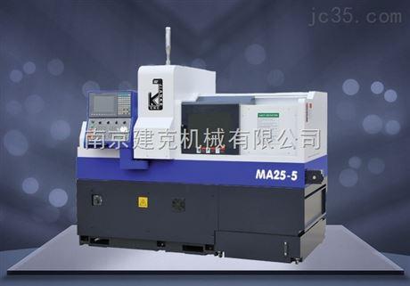 MA25-5双主轴竞技宝走心机