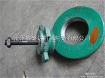 厂家直销减震垫铁 可调垫铁 三层防震垫铁厂家包邮