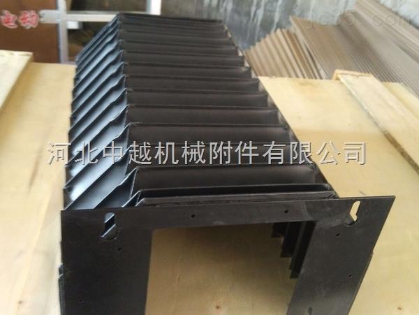 耐磨耐用导轨风琴防护罩