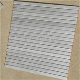 机床防铁屑铝帘