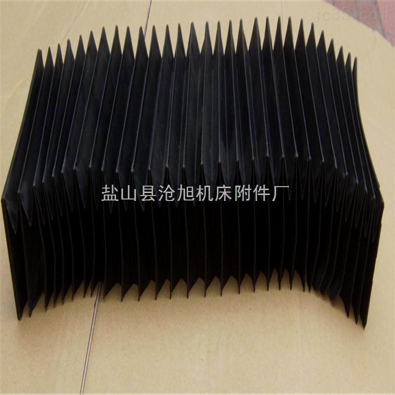 伸缩式防尘折布