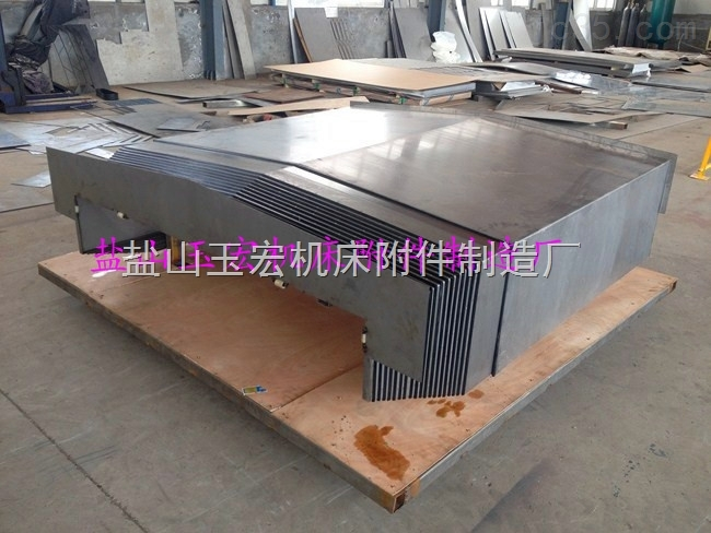 广东钢板伸缩防护罩