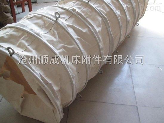 定做耐磨耐酸碱水泥输送帆布袋