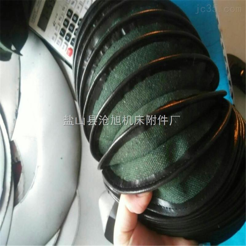 帆布丝杠防护罩